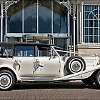 "The ""Beaufort"" Weddingmobile by Chris Lord"