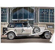 "The ""Beaufort"" Weddingmobile Poster"