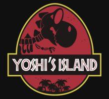 Yoshi's Island  by ArtPower