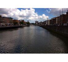 Grattan Bridge - Ireland  Photographic Print