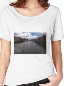 Grattan Bridge - Ireland  Women's Relaxed Fit T-Shirt