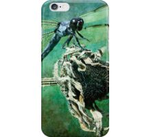 Dragonfly Artwork iPhone Case/Skin