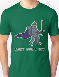Tanks Don't Cry T-Shirt
