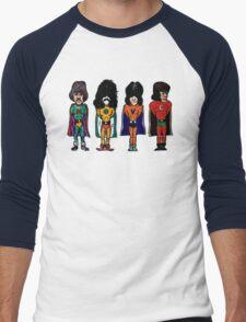 The Move T-Shirt Men's Baseball ¾ T-Shirt