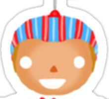 Balloon Boy Sticker