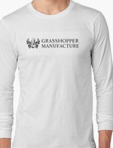 GRASSHOPPER MANUFACTURE SUDA51 Long Sleeve T-Shirt