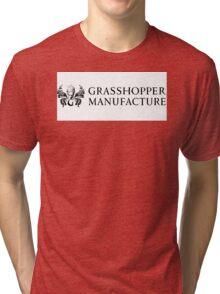 GRASSHOPPER MANUFACTURE SUDA51 Tri-blend T-Shirt