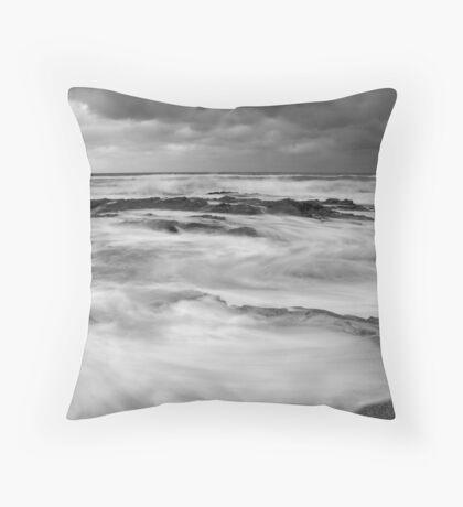 Mzumbe beach, Kwazulu Natal, South Africa Throw Pillow