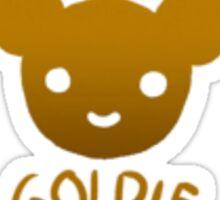 Goldie Sticker