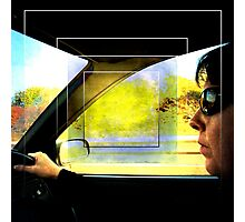 The Driver Photographic Print