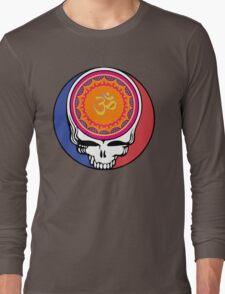 Grateful Dead Om Your Face Long Sleeve T-Shirt