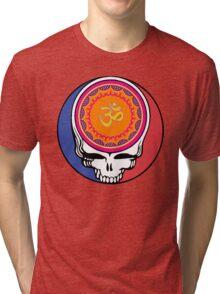 Grateful Dead Om Your Face Tri-blend T-Shirt