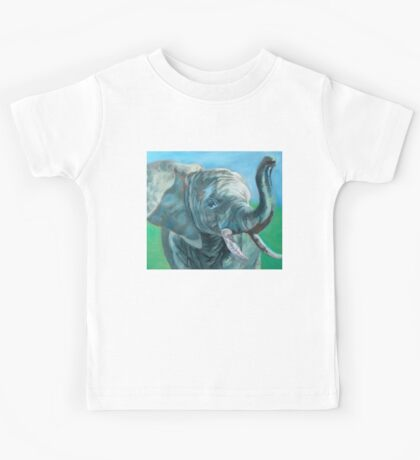Elephant Kids Tee