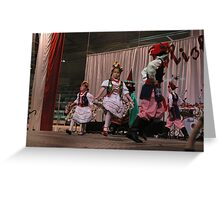 Polish day Greeting Card