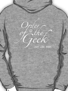 Order of the Geek - Light, Love, Magic T-Shirt