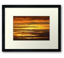 Sky 3551 Framed Print