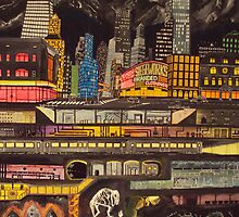 City Limits by Siegeworks .