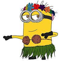 Hawai Minion ! by BigDuo Store