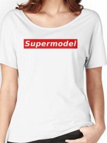 Supermodel Women's Relaxed Fit T-Shirt