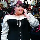 The Goth Weekend at Whitby, Oct 2010. 23 by TREVOR34