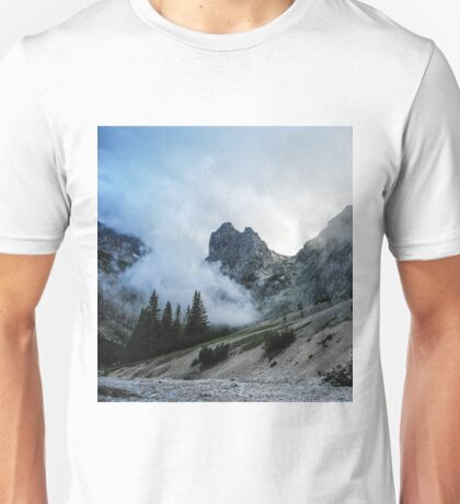 Mountains & Clouds Unisex T-Shirt