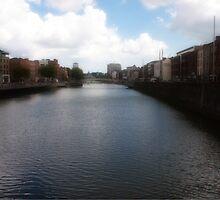 Grattan Bridge - Ireland by BritishYank