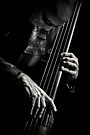 L'image - Tony Levin & bass by Farfarm