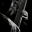 L'image - Tony Levin & bass by Farfarm