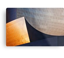Disney-Gehry Abstract Metal Print