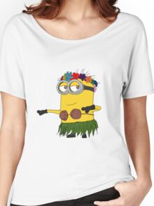 Hawai Minion ! Women's Relaxed Fit T-Shirt