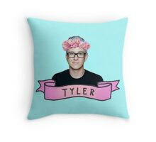 Tyler Oakley  Throw Pillow