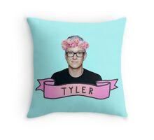 Tyler Oakley  Throw Pillow
