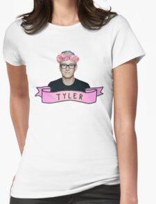 Tyler Oakley  Womens Fitted T-Shirt