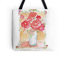 Fleurs Pour Yolanda Tote Bag