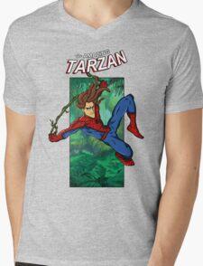 The Amazing Tarzan Mens V-Neck T-Shirt