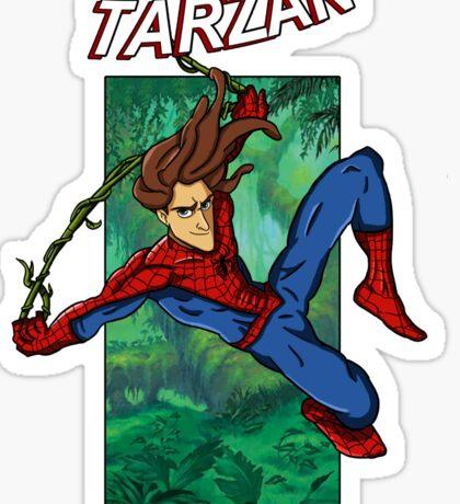 The Amazing Tarzan Sticker