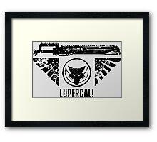 Lupercal! Framed Print