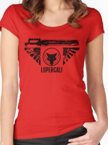 Lupercal! Women's Fitted Scoop T-Shirt