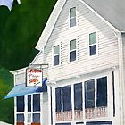 Mystic Pizza by Marriet