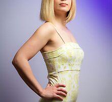 Portrait of Kate by Arek Rainczuk