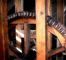 Burwell-Morgan Mill_5 Gears by Hope Ledebur