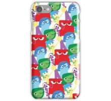 Inside Out Pattern iPhone Case/Skin