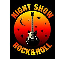 Night Show Photographic Print
