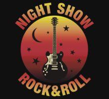 Night Show Baby Tee