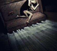 pretty dead #1 by Przemek Szuba