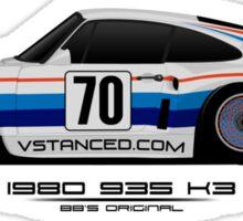 935 K3 - Sticker Sticker