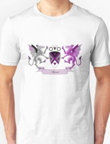 Asexual Crest Unisex T-Shirt