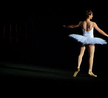 On Stage by Renee Hubbard Fine Art Photography