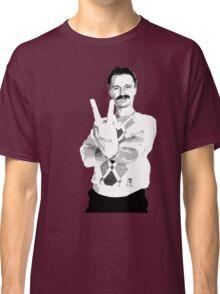 Trainspotting - Begbie Classic T-Shirt