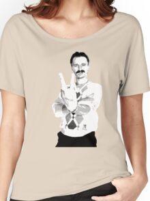 Trainspotting - Begbie Women's Relaxed Fit T-Shirt